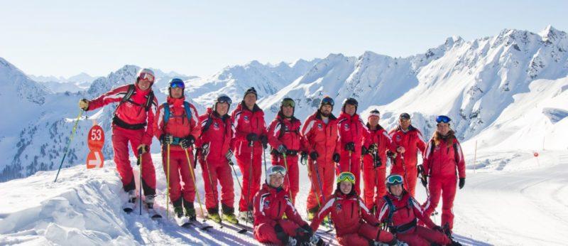 instructors, ski school