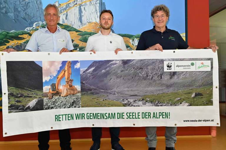 austria, glacier, europe