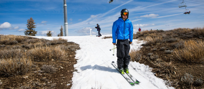 Climate change is killing skiing