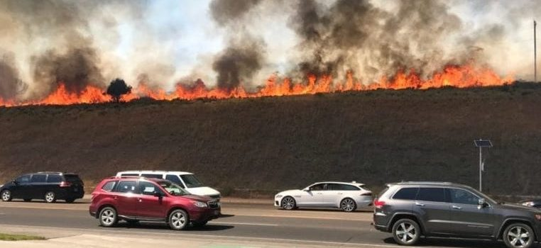Jackson, wyoming, wildfire, evacuation