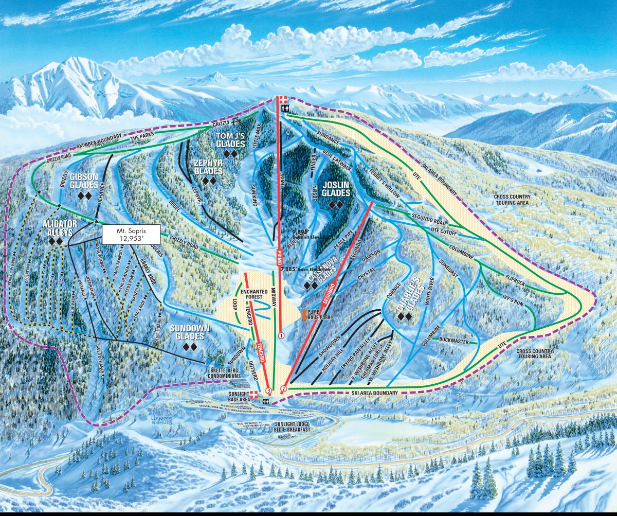 Ski Sunlight