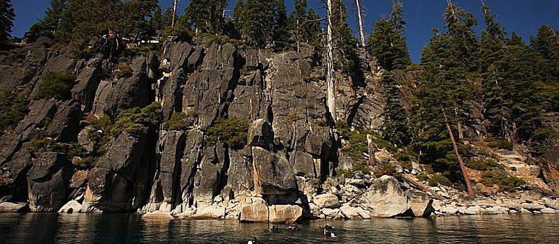 rubicon point, Lake Tahoe, california, cliff diving, man killed