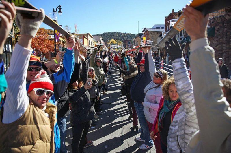 shot ski event, utah, park city