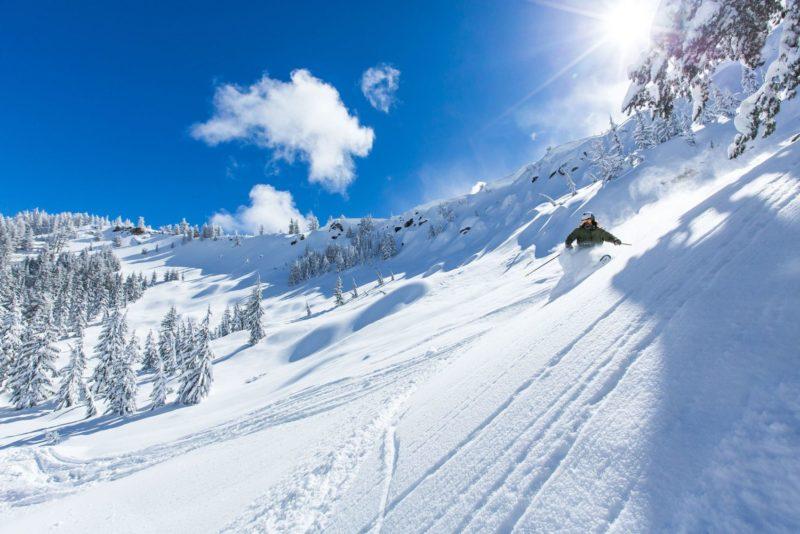 ski resort, sierra-at-tahoe
