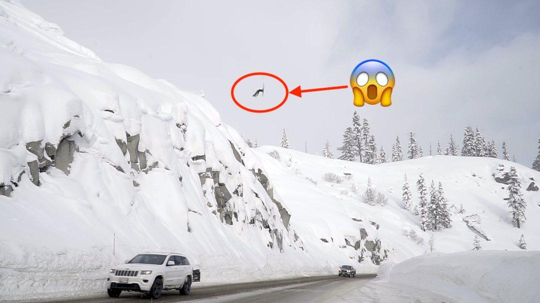Josh Daiek, road gap, jump