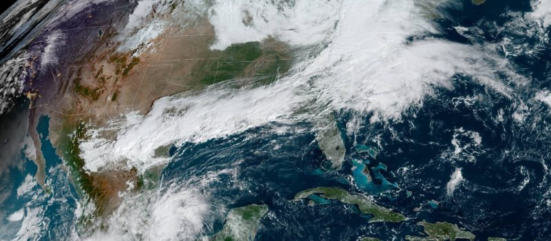 Bomb Cyclone Nor'easter
