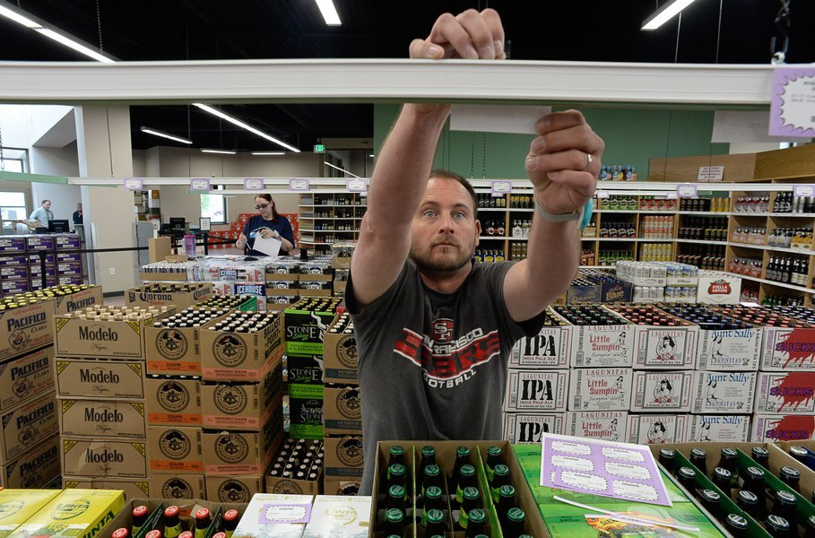New beer law going into effect.