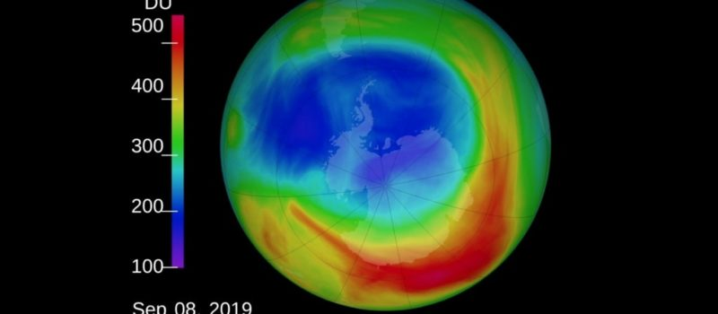 noaa, ozone, ozone layer