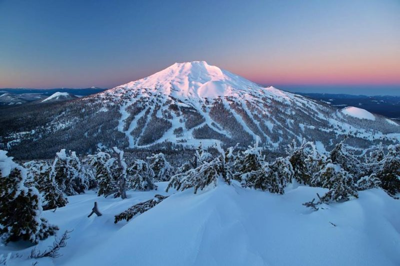 oregon, bachelor, ski resort, ikon pass