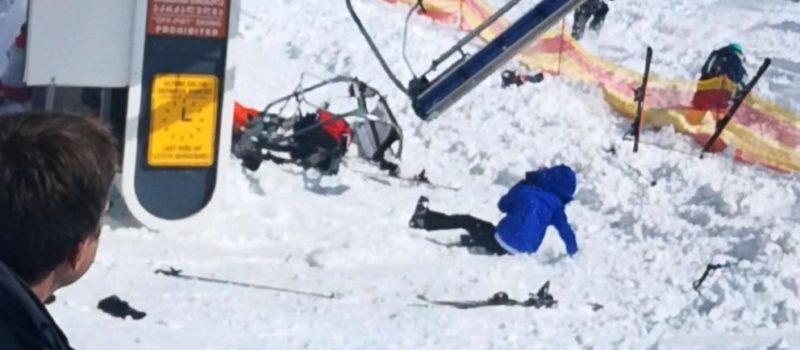 Colorado ski lifts