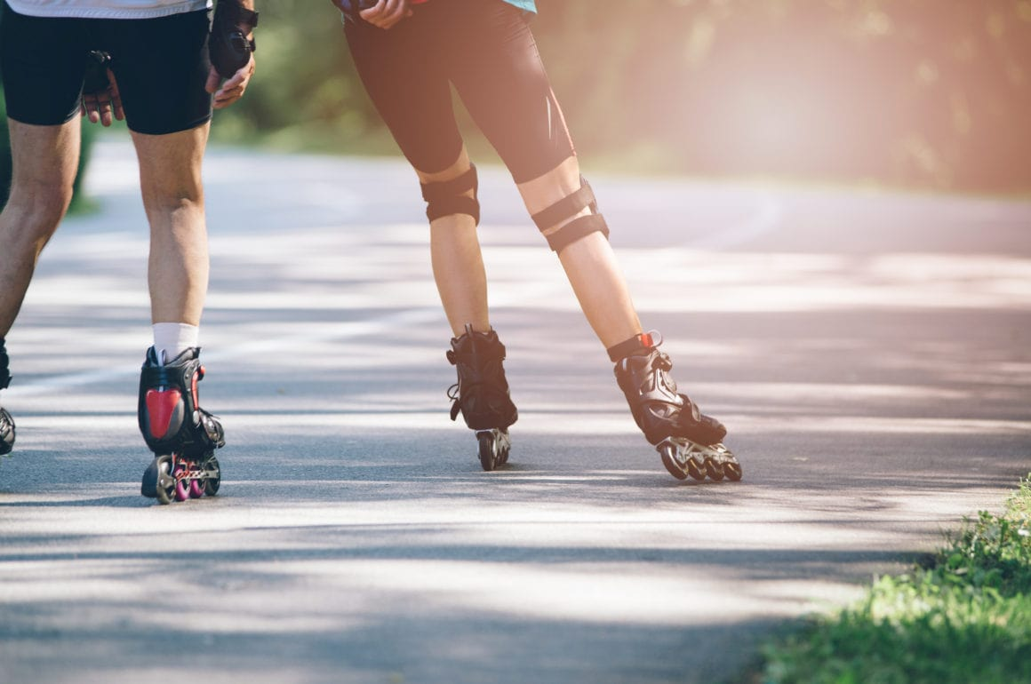 See the source image, rollerblade
