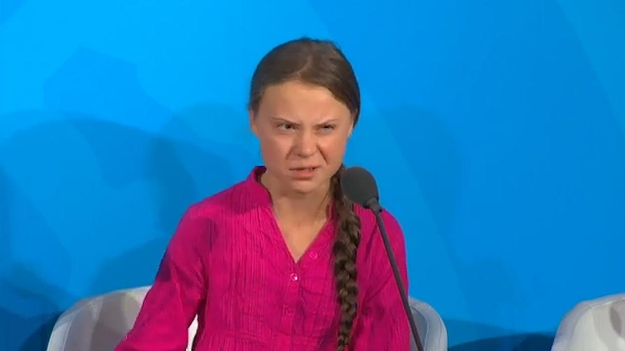 Greta Thunberg, climate, strike,