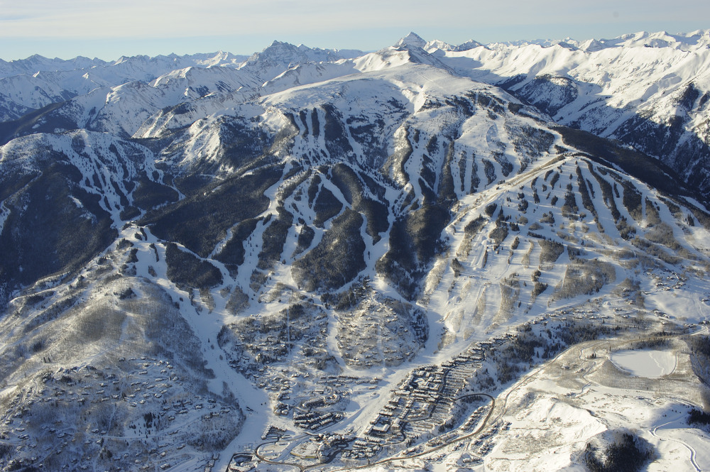 snowmass vertical drop, Colorado, top ski resorts