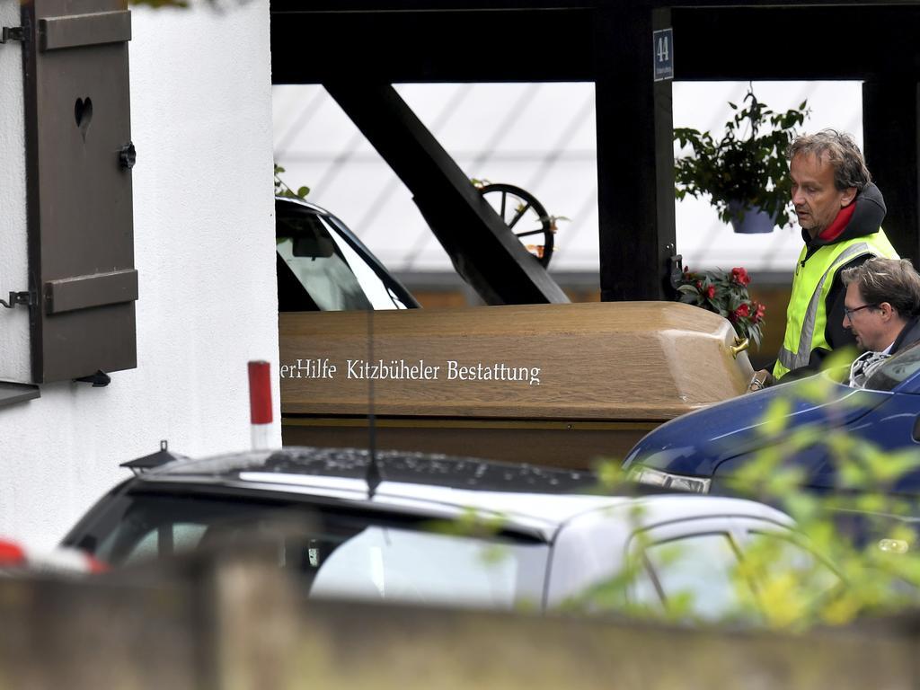 Kitzbühel, Austrian, massacre, shooting, 5 dead