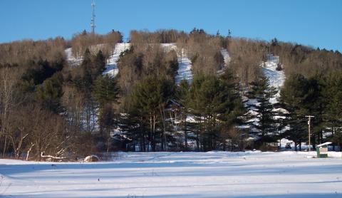 eaton mountain, Maine, east coast, not opening