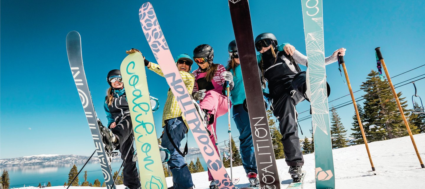 New Women Owned Ski Brand, Coalition Snow, opens their first retail location
