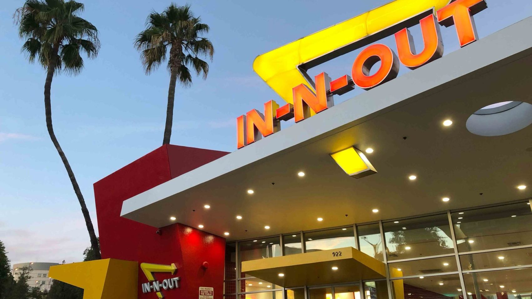 In-N-Out new opening