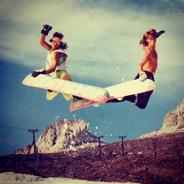Retro Kemper Snowboards