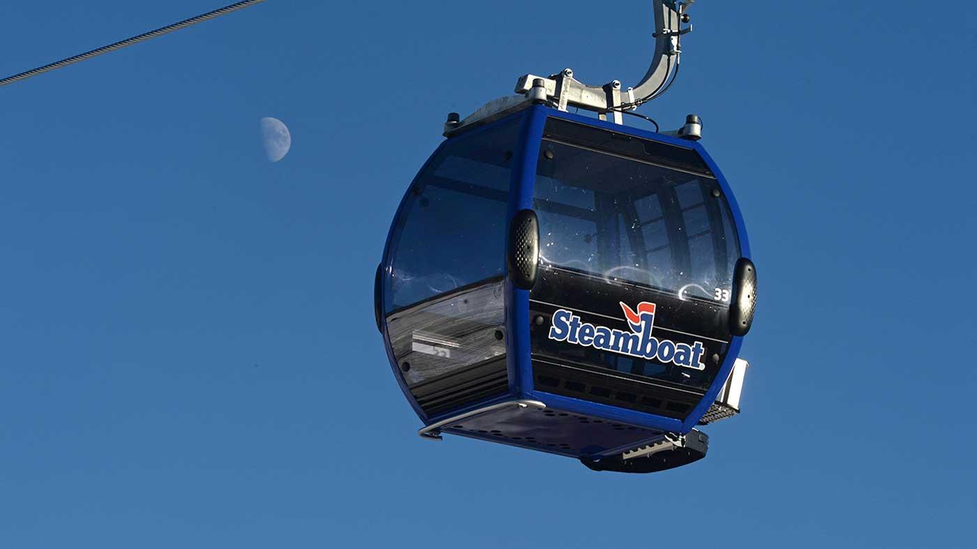 Steamboat new gondola
