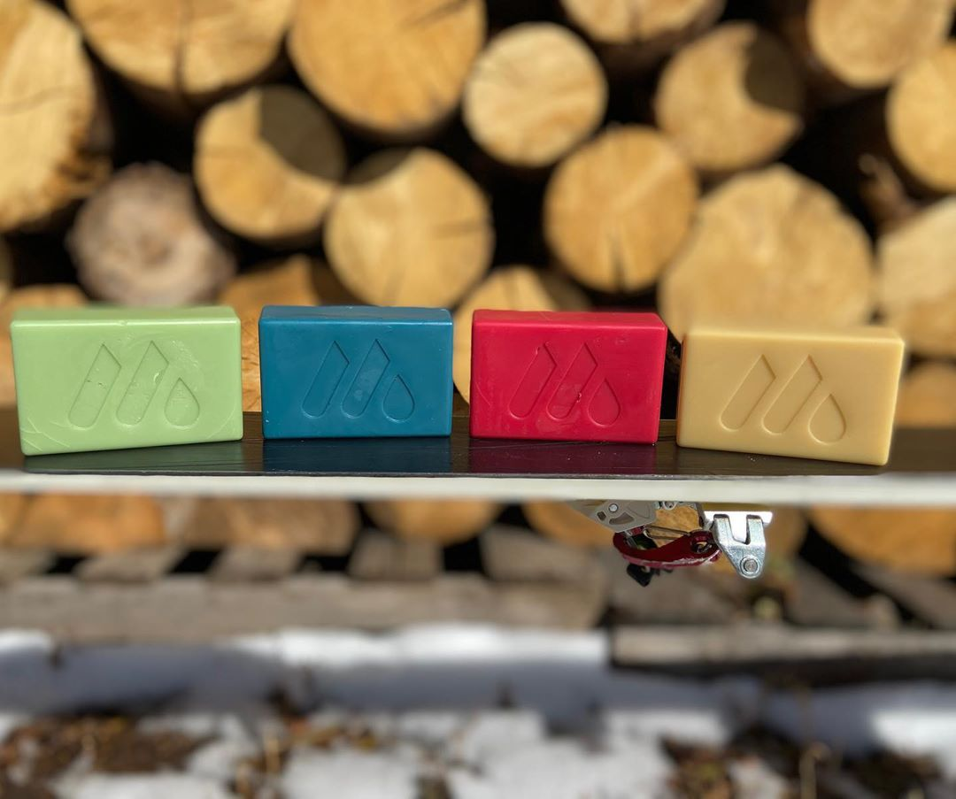 alternative wax for ski and snowboard, ecological not toxic