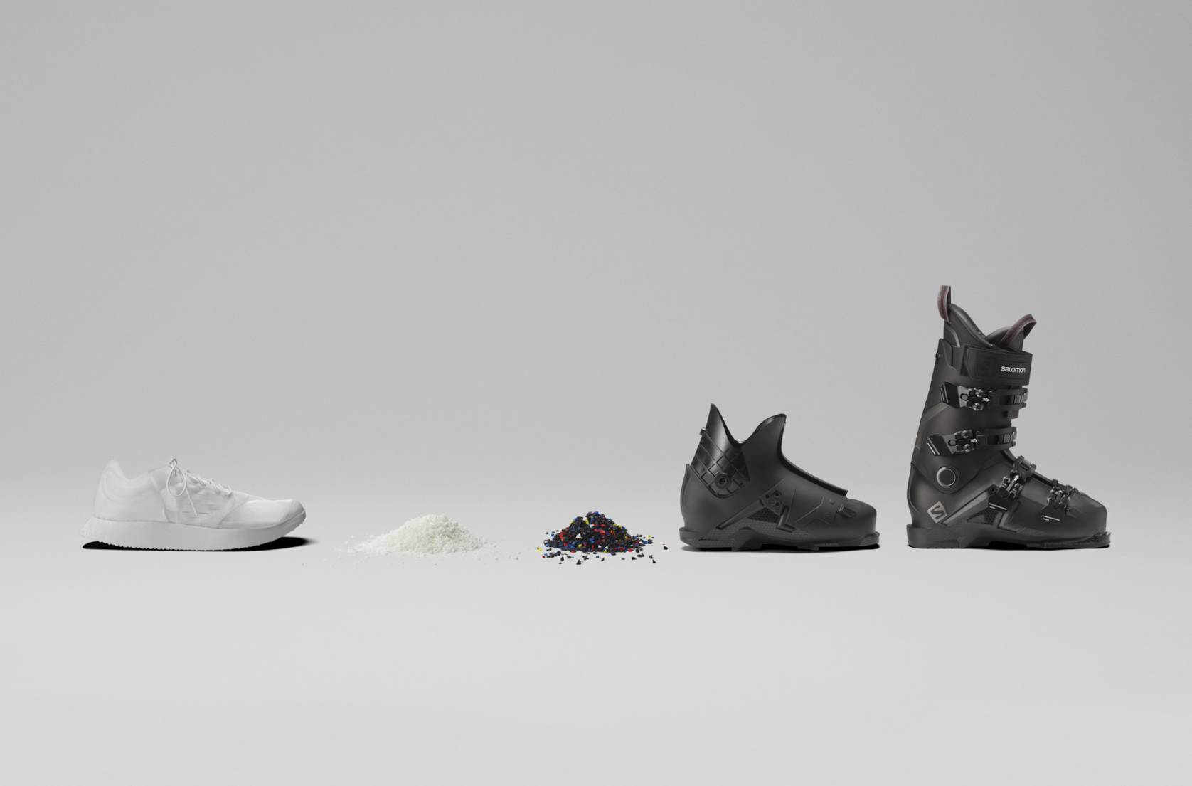 Sustainable shoe