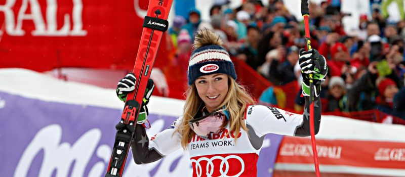 Mikaela Shiffrin broke record with 17 world cup titles in one season