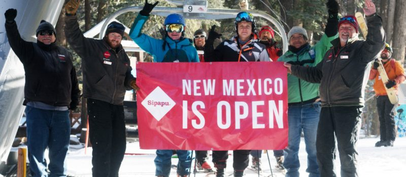 sipapu, open, New Mexico
