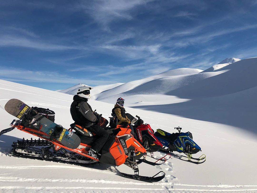 sled chile snowmobile snow access public lands touring backcountry