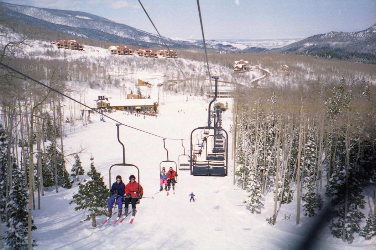 Abandoned ski resort in Colorado gets a second chance.