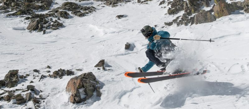 """Cody Townsend's """"The Fifty"""" is a incredible feat that represents a new level of freeskiing achievement."""