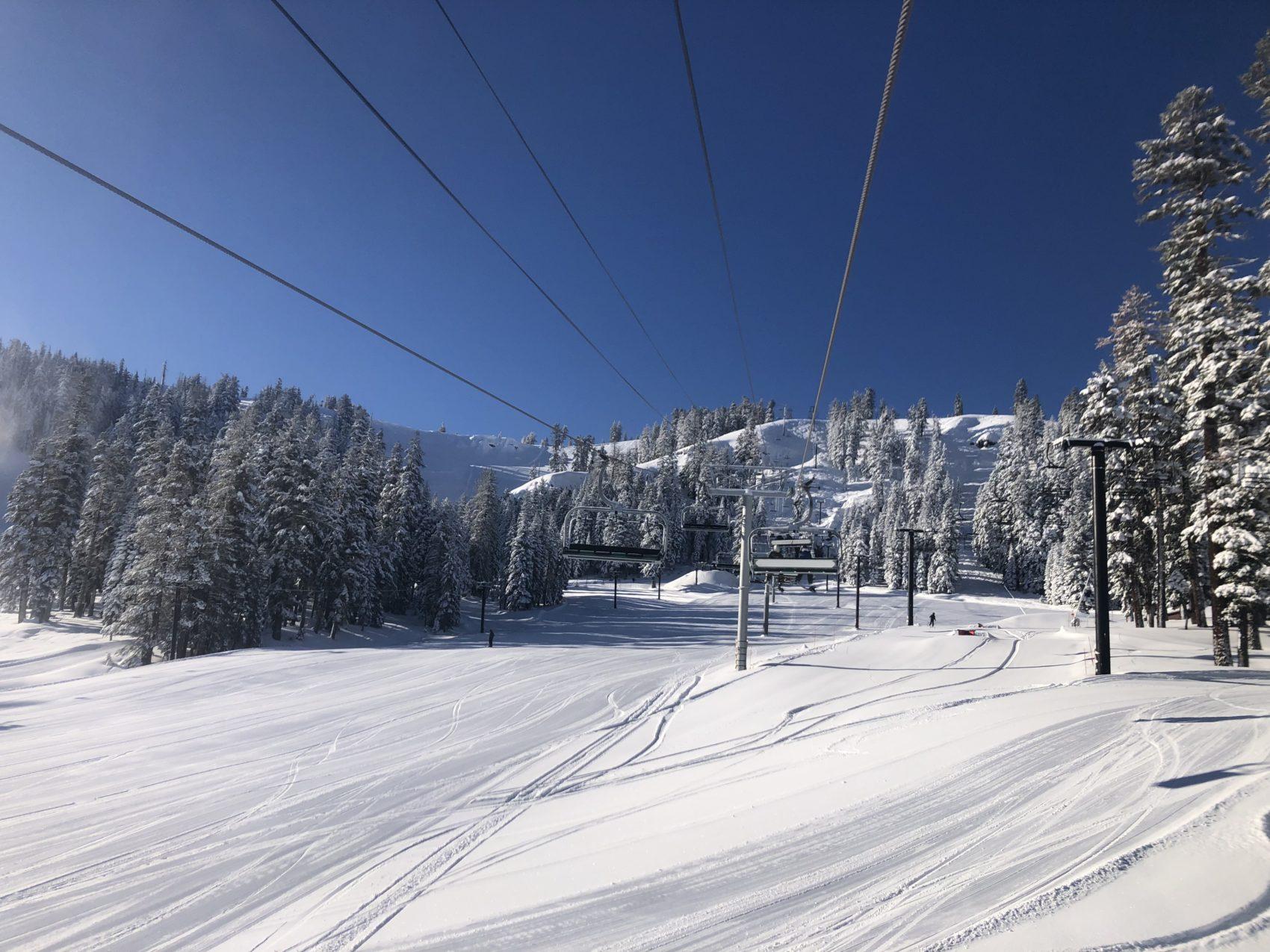 bear valley powder