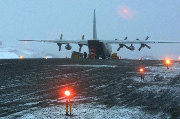 Chile, plane, Antarctica, drake's passage,