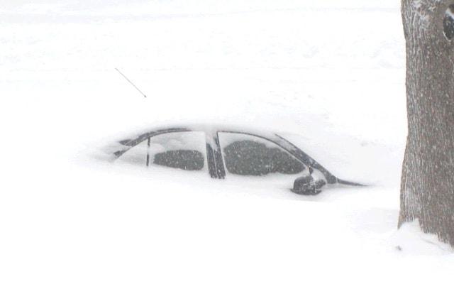 arizona, couple buried, snowstorm