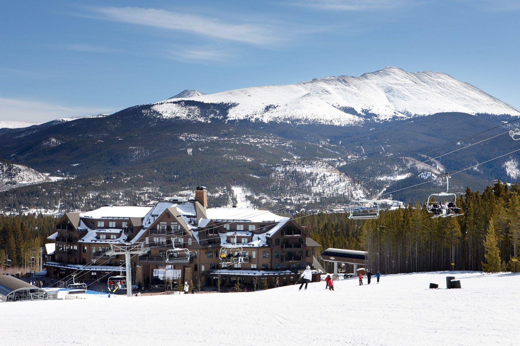 vail resorts, Breckenridge, Colorado