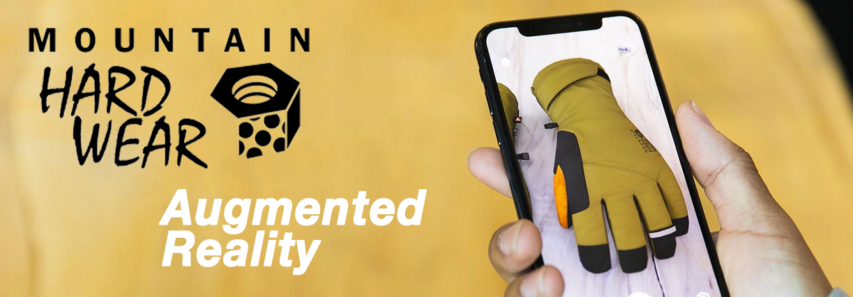 mountain hardwear augmented reality ar