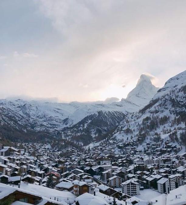 zermatt europe ski snow