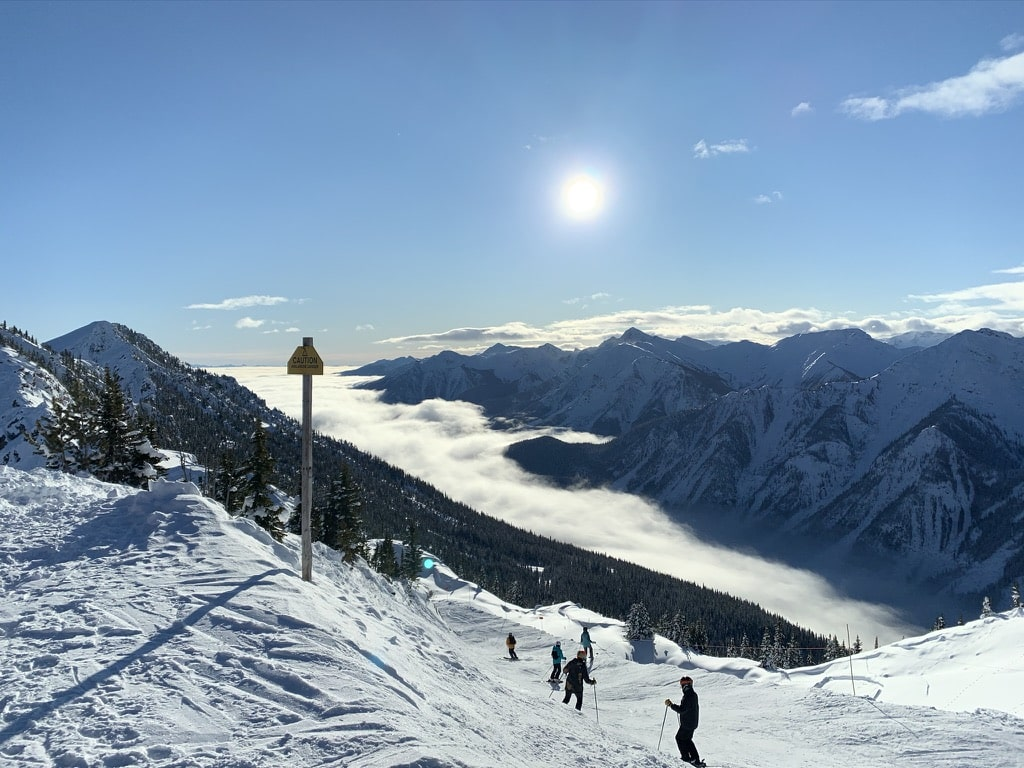 Super Bowl was the fourth bowl opened at Kicking Horse in 2010, before Rudi's Bowl was opened in 2018.