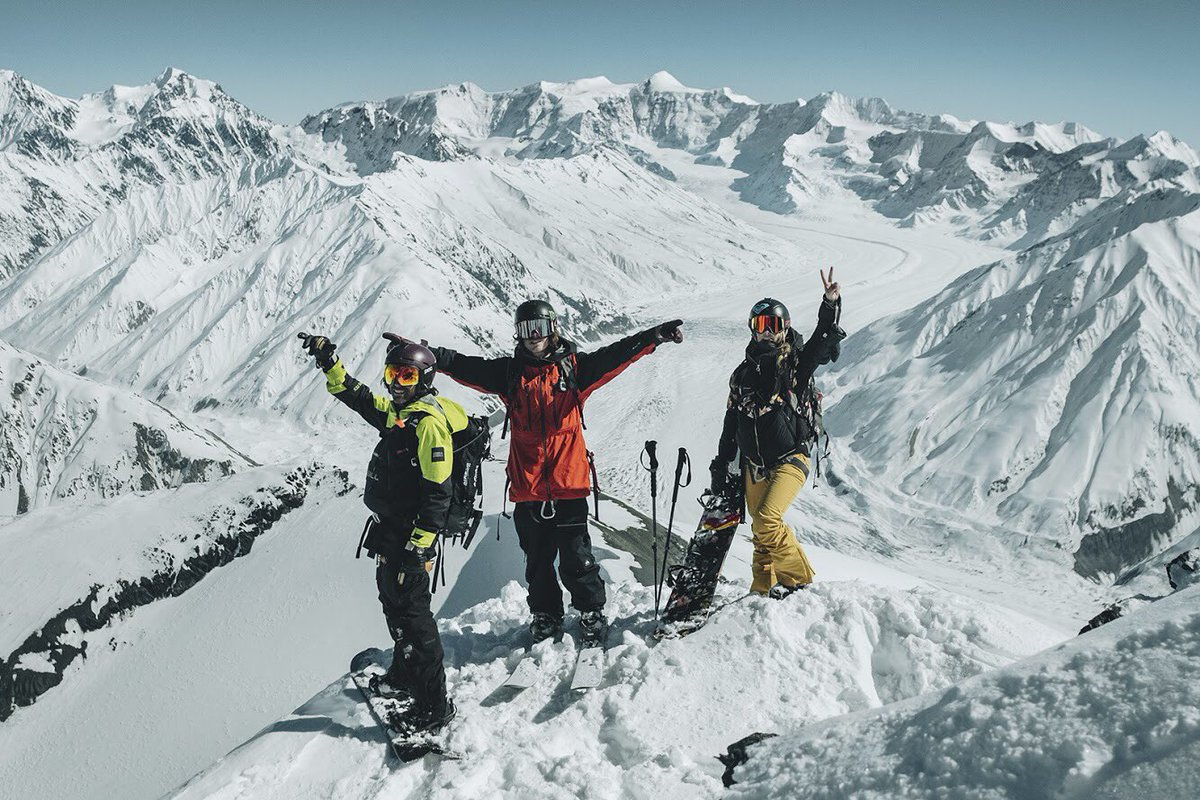 Torah Bright's latest project is a new 3D snowboarding movie with Jeremy Jones and Sammy Carlson.