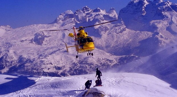Heli-ski accident