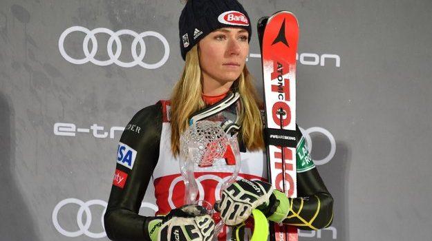 shiffrin, slalom, third, Austria