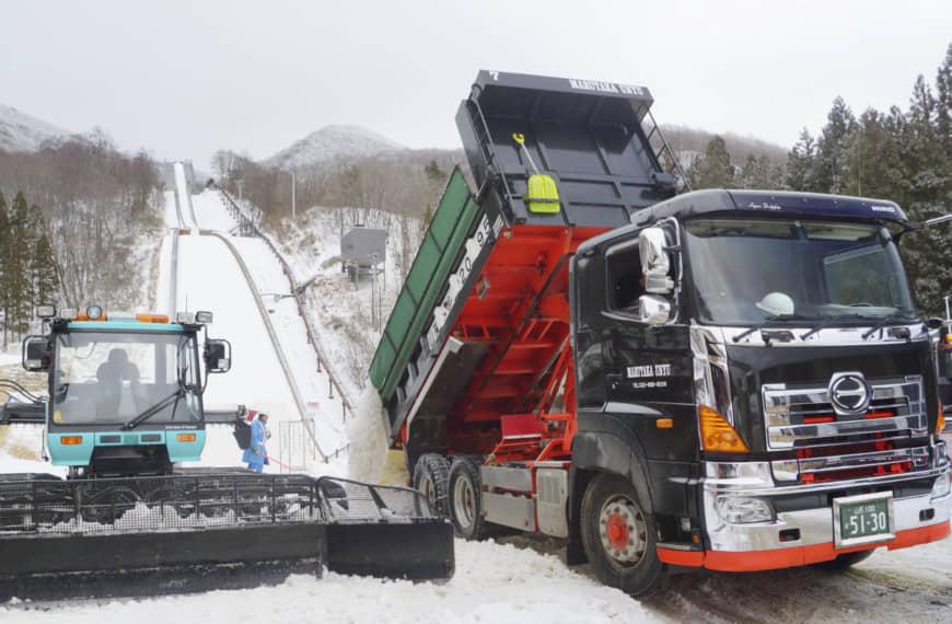 Japan, worst start winter