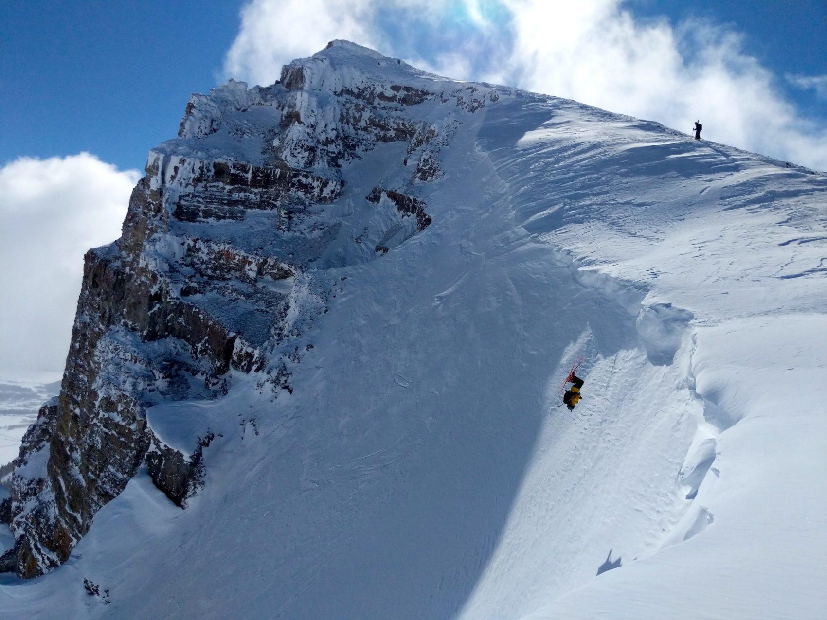big mountain,