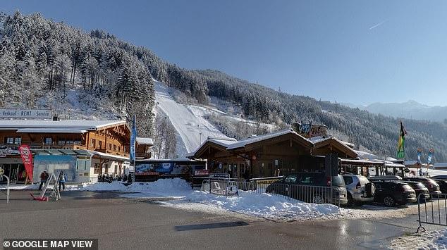 Zillertal Arena in Rohrberg,