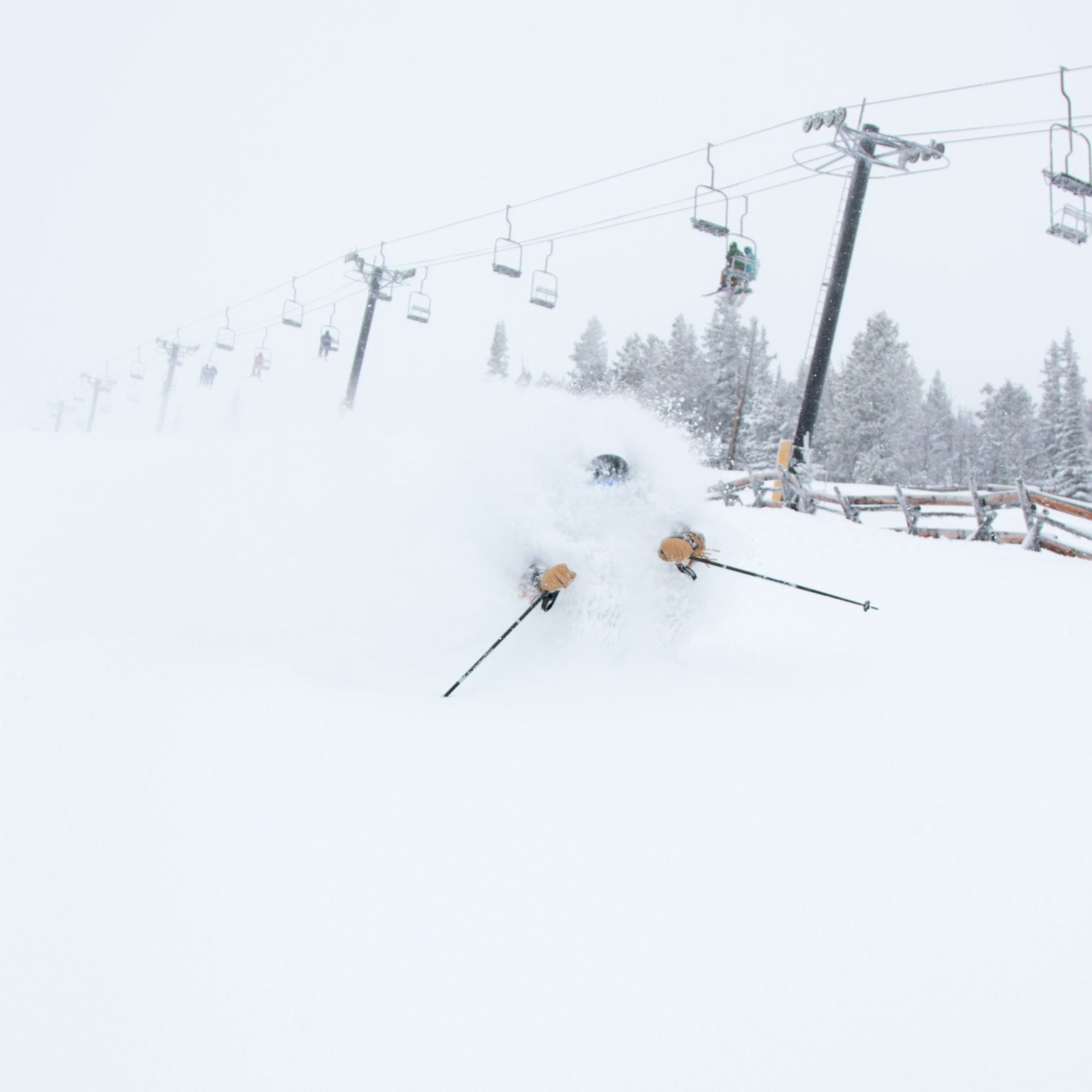 Over 8 Feet Of Snow This February At Red Lodge Mountain Montana Snowbrains