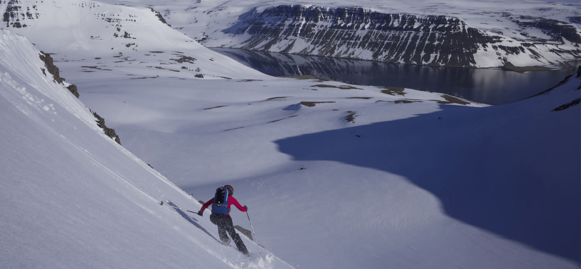 Iceland, expedition, ice axe expeditions, fjords