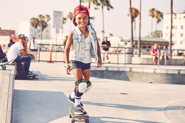 Sky Brown will soon be the youngest Great Britain Summer Olympian when she competes in skateboarding this summer.