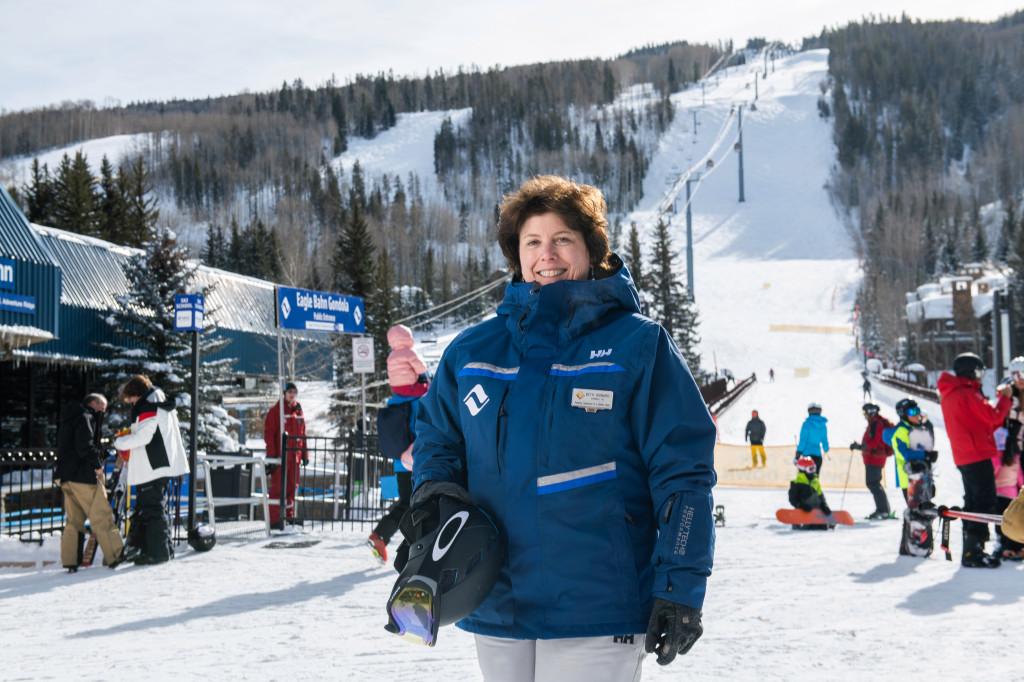 Beth Howard, vail mountain, colorado