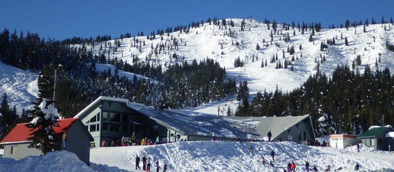 Sasquatch Mountain Resort, British Columbia, canada