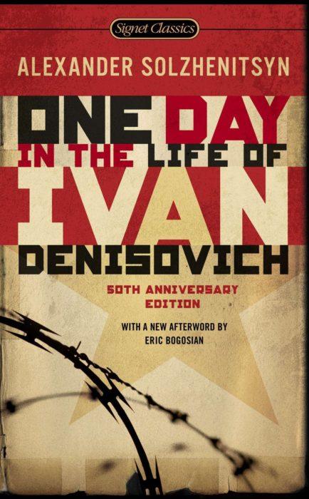 """One Day in the Life of Ivan Denisovich"" by Alexander Solzhenitsyn"