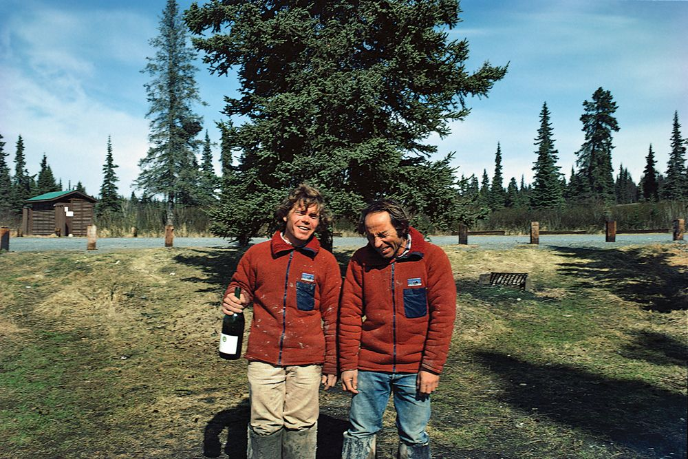 In 1973, Yvon Chouinard founded Patagonia in California, USA.
